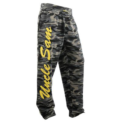 uncle sam bodyhose camouflage schwarz jogginshose sporthose hose freizeithose ebay. Black Bedroom Furniture Sets. Home Design Ideas