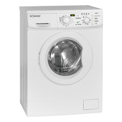 bomann waschmaschine wa 5711 wei 1000 u min a c frontlader waschautomat ebay. Black Bedroom Furniture Sets. Home Design Ideas