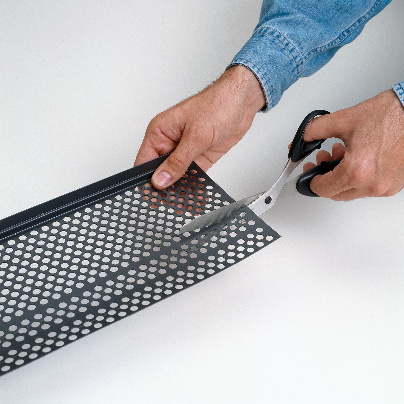 marley poly net laubstop laubschutz f r dachrinne. Black Bedroom Furniture Sets. Home Design Ideas