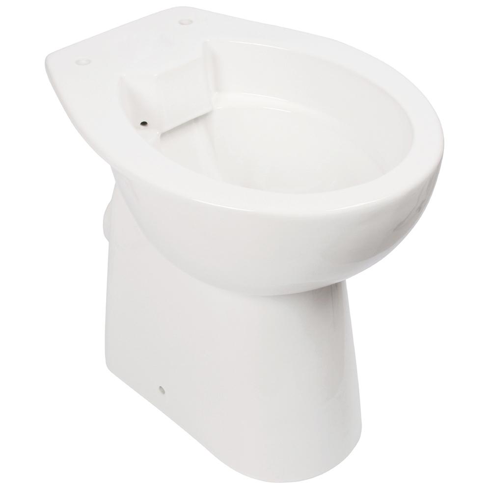 AquaSu Wand-WC Spülrandloses Stand-WC Spülrandlos Toilette