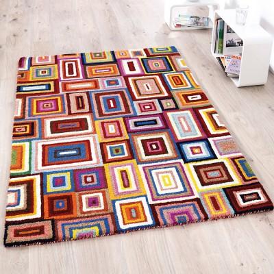 teppich mosaik bunt carpet l ufer teppichboden. Black Bedroom Furniture Sets. Home Design Ideas