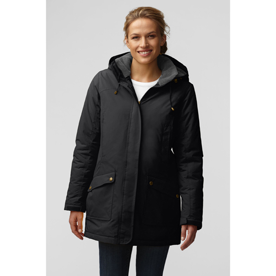 lands 39 end damen winterparka squall parka winterjacke. Black Bedroom Furniture Sets. Home Design Ideas