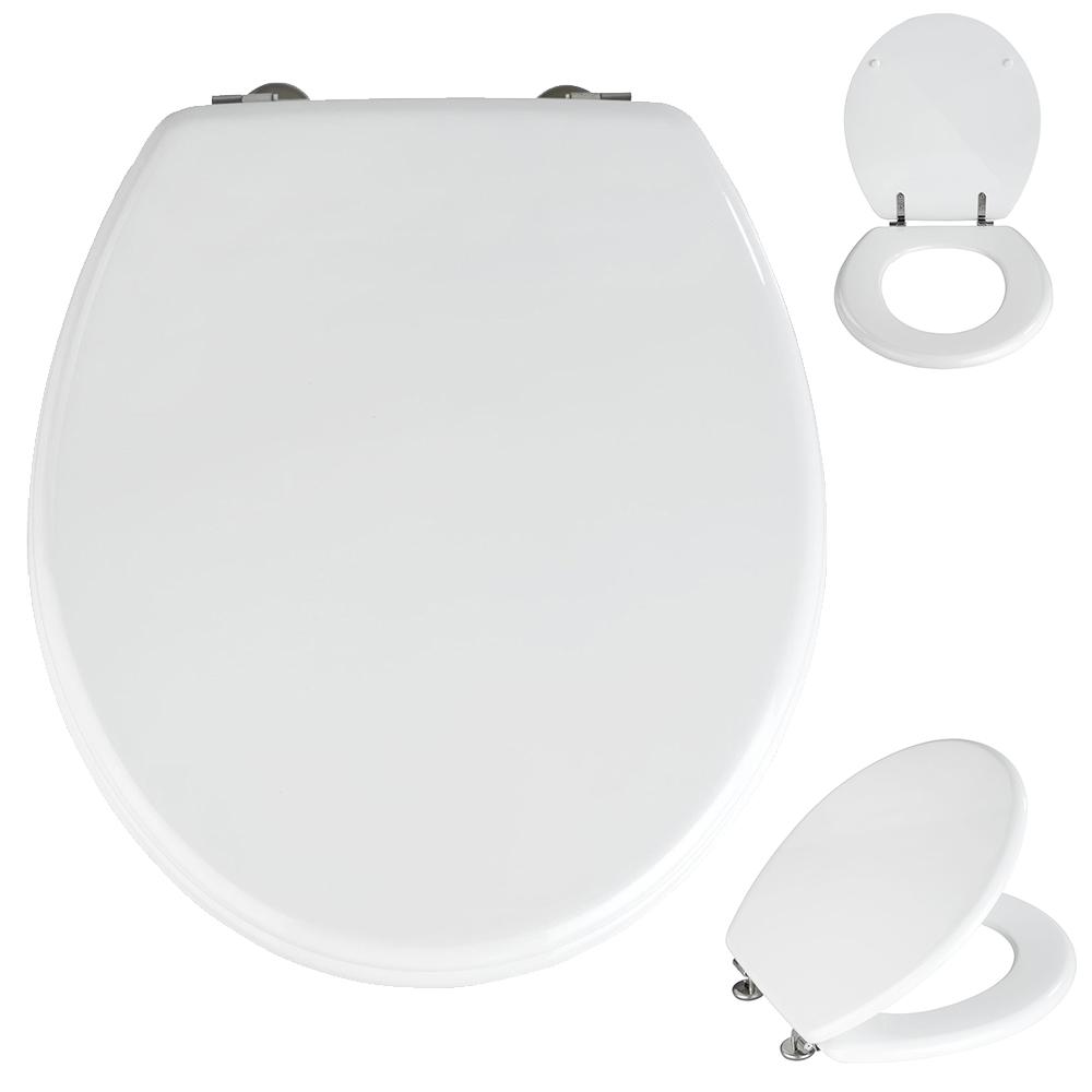WENKO WC-Sitz Klositz Toilettenbrille Toilettendeckel Toilettensitz unben B-Ware
