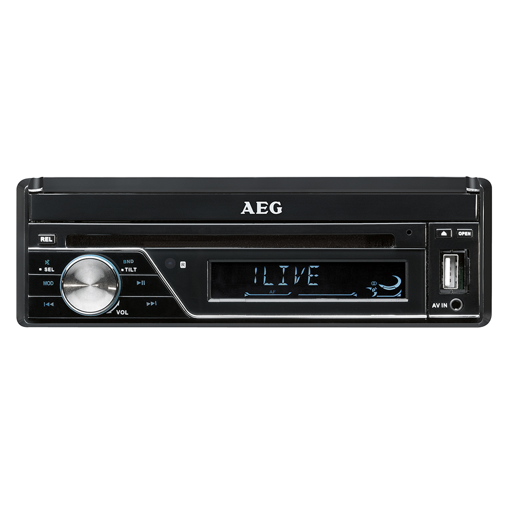 aeg autoradio ar 4026 7 zoll monitor lcd dvd bt usb dvd. Black Bedroom Furniture Sets. Home Design Ideas