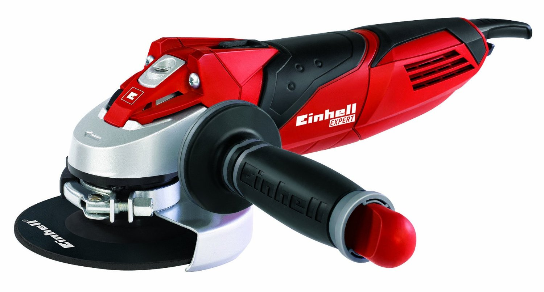 Einhell TE-AG 125//750 Kit Winkelschleifer Trennschleifer Schleifmaschine