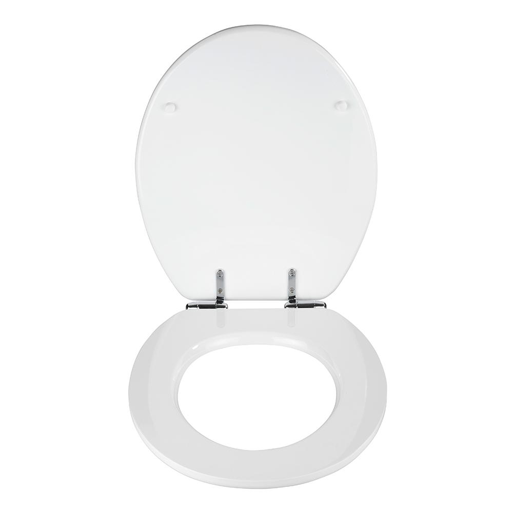 wenko wc sitz toilettendeckel toilettenbrille absenkautomatik klobrille deckel ebay. Black Bedroom Furniture Sets. Home Design Ideas