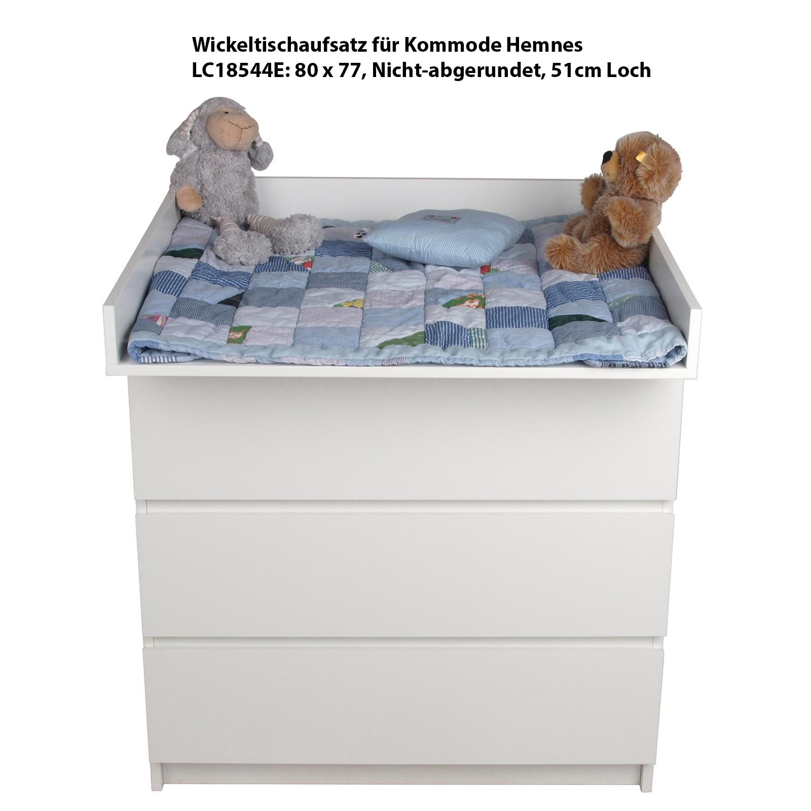 wickeltischaufsatz xxl wickelaufsatz f r ikea kommode malm. Black Bedroom Furniture Sets. Home Design Ideas