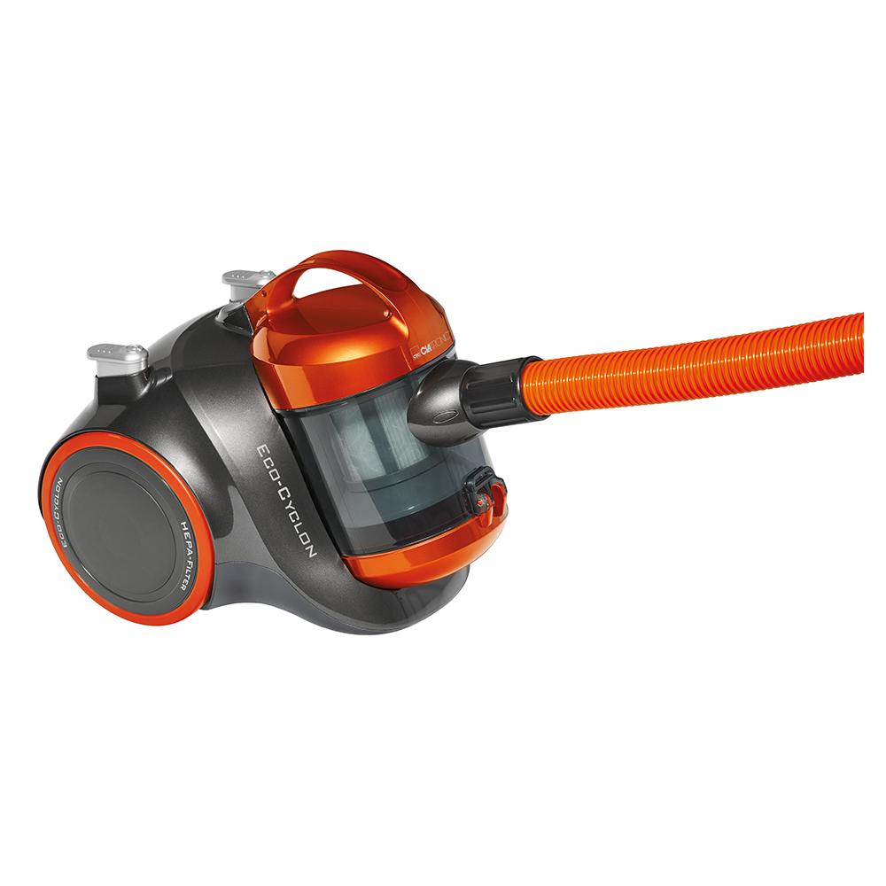 clatronic bodenstaubsauger bs130 anth orange 700w a staubsauger sauger parkhilfe neum nster. Black Bedroom Furniture Sets. Home Design Ideas