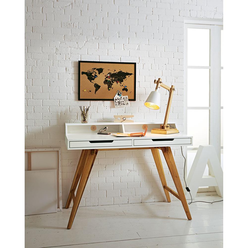 wandtafel pinnbrett memoboard pinwand korkwand pinnwand weltkarte schwarz ebay. Black Bedroom Furniture Sets. Home Design Ideas