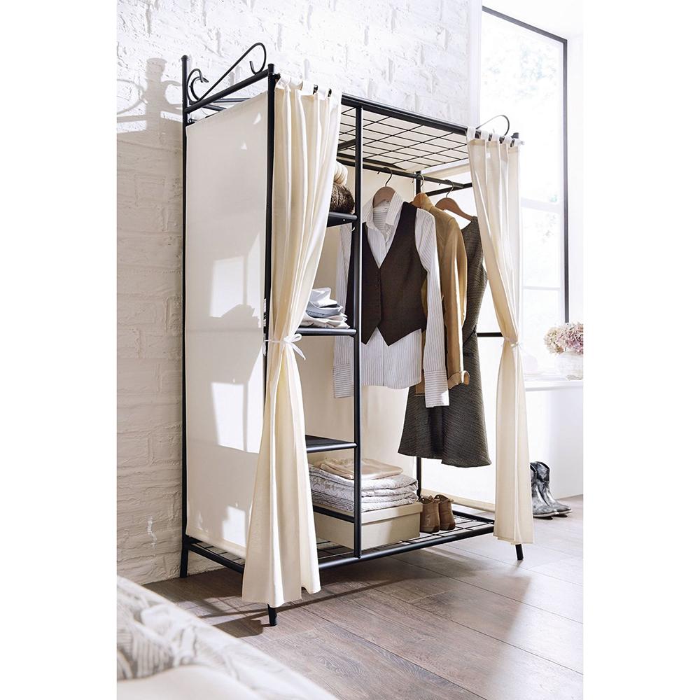 Kleiderschrank air garderobenschrank stoffschrank campingschrank neu ebay - Kleiderschrank air ...