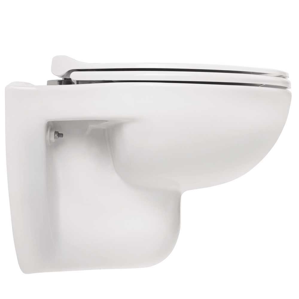 aquasu wand wc sp lrandloses stand wc sp lrandlos toilette klo h ngetoilette neu ebay. Black Bedroom Furniture Sets. Home Design Ideas