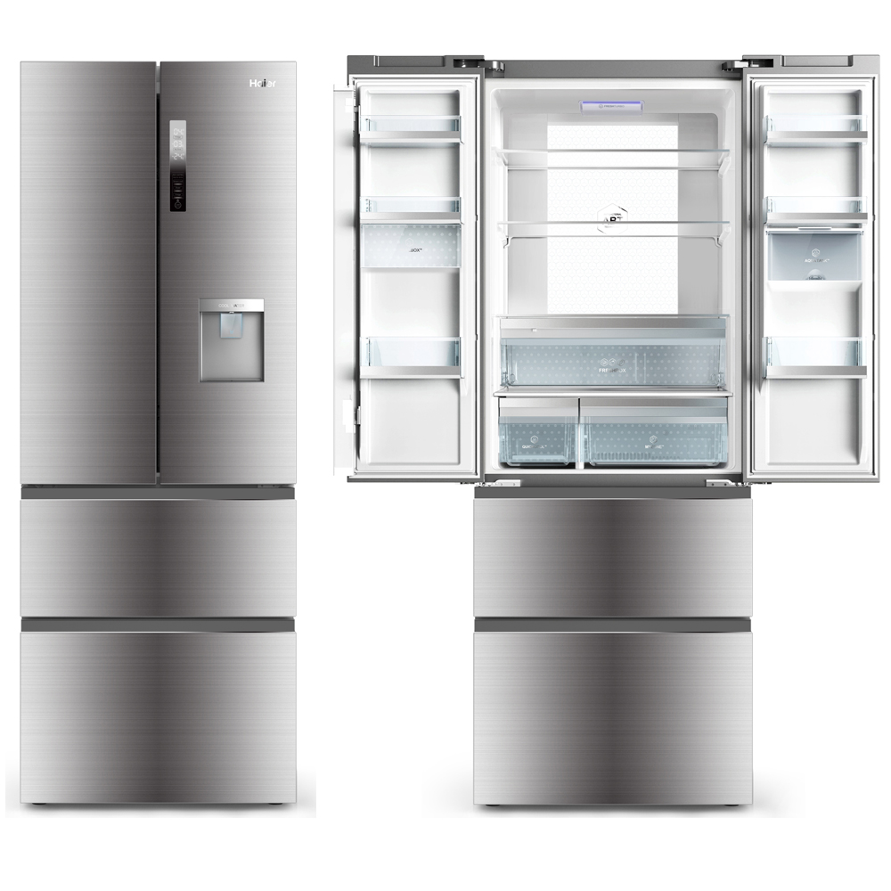 HAIER NoFrost French Door Kühl-Gefrierkombination B3FE-742CMJW ...
