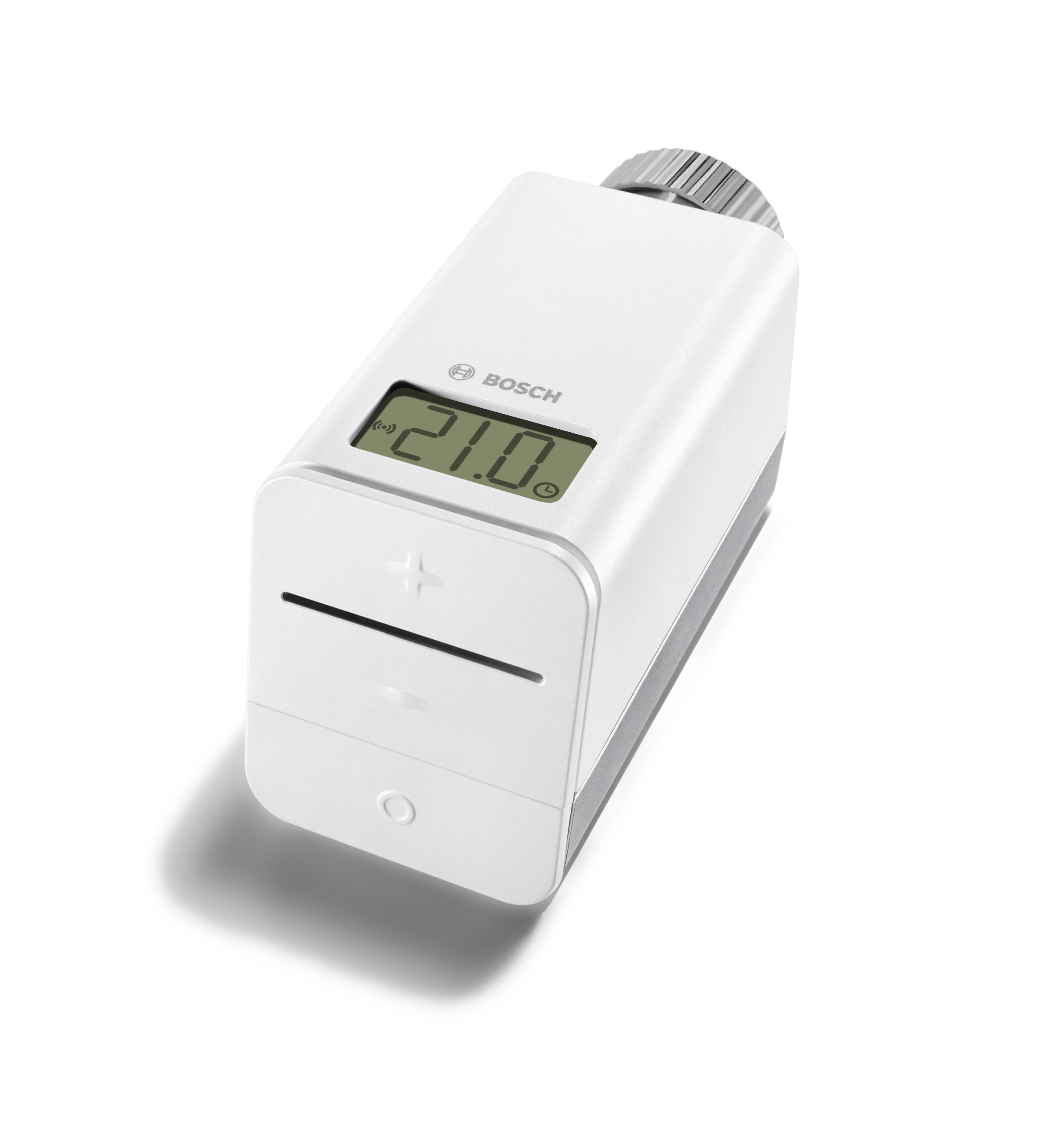 Bosch Smart Home App gesteuertes Heizkörper Thermostat Heizung Thermostatkopf