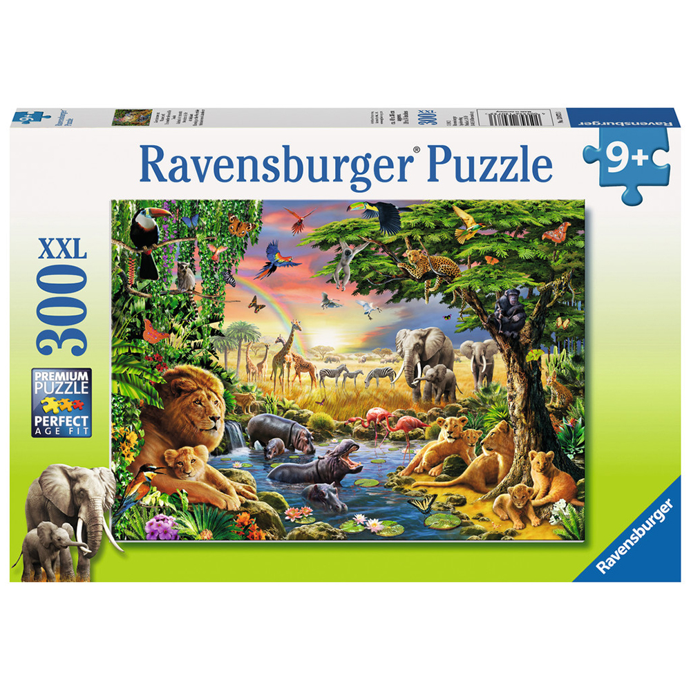 ravensburger kinderpuzzle im xxl format 300 teile geschenk puzzle 49 x 36 cm ebay. Black Bedroom Furniture Sets. Home Design Ideas