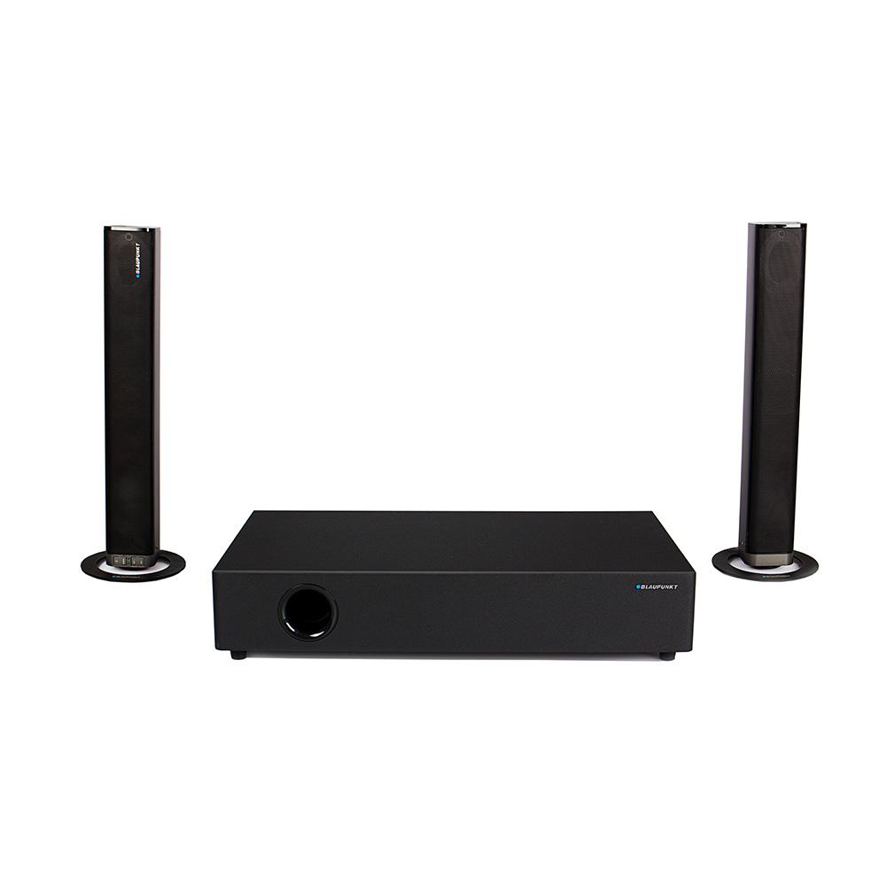 blaupunkt ls 2400 2 1 soundsystem bluetooth lautsprecher. Black Bedroom Furniture Sets. Home Design Ideas