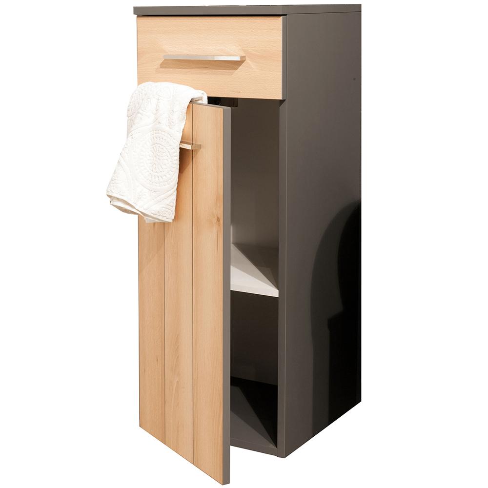 Badezimmermöbel Unterschrank Hochschrank Spiegelschrank