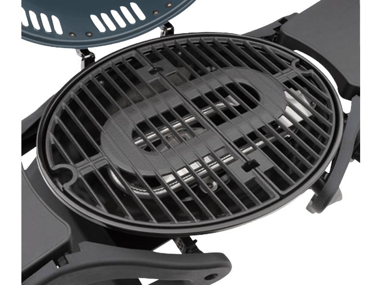 grillchef 12058 gasgrill schwarz tischgrill fettauffangschale mit deckel b ware ebay. Black Bedroom Furniture Sets. Home Design Ideas