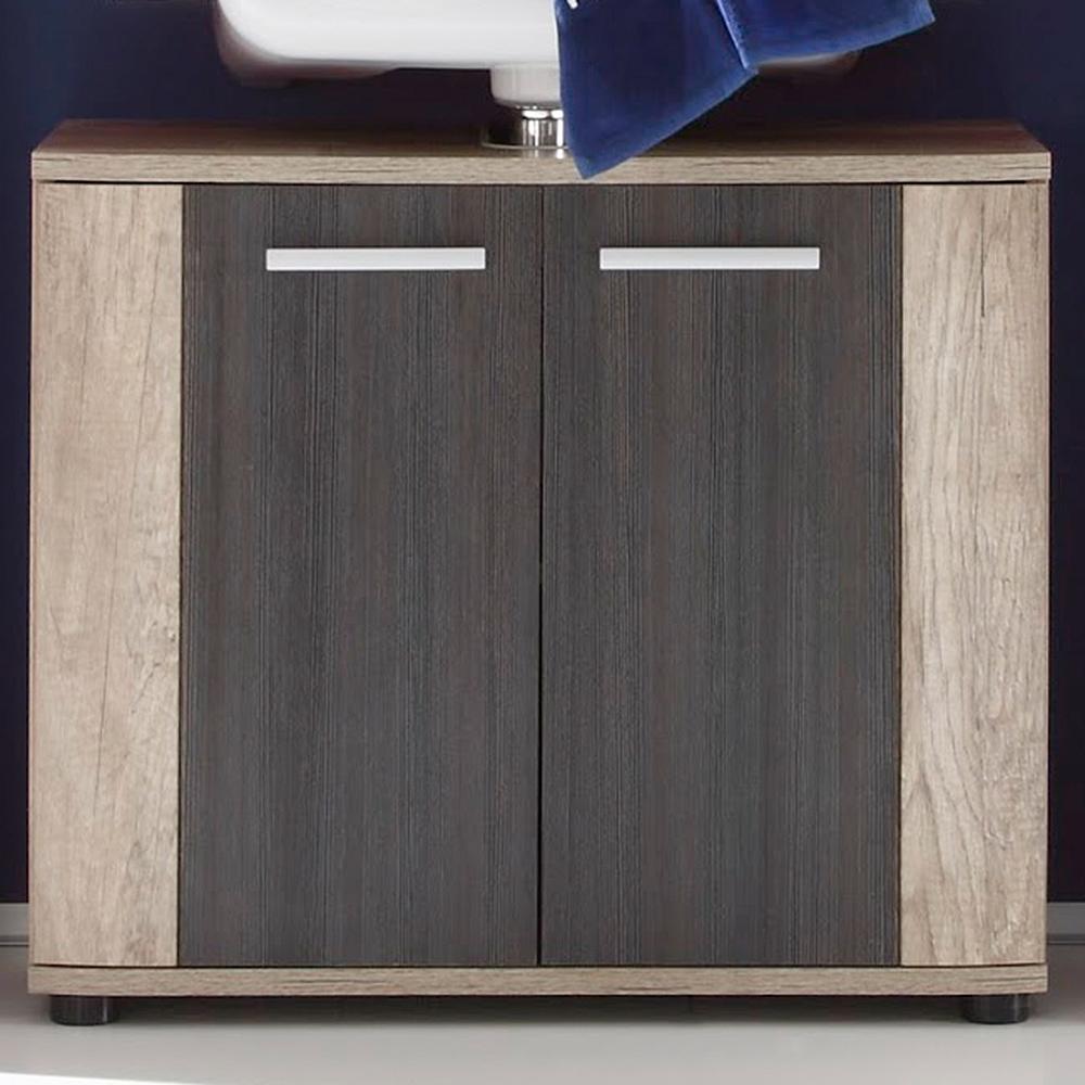 Waschbeckenunterschrank Waschtischunterschrank Badschrank Star