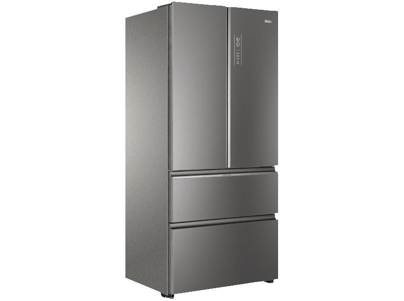 Amerikanischer Kühlschrank French Door : Haier hb fgsaaa french door side by side kühlschrank