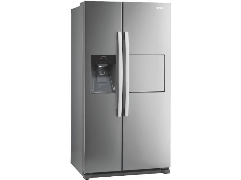 Side By Side Kühlschrank Eiswürfel Hygiene : Gorenje nrs cxb side by side kühlschrank kühl