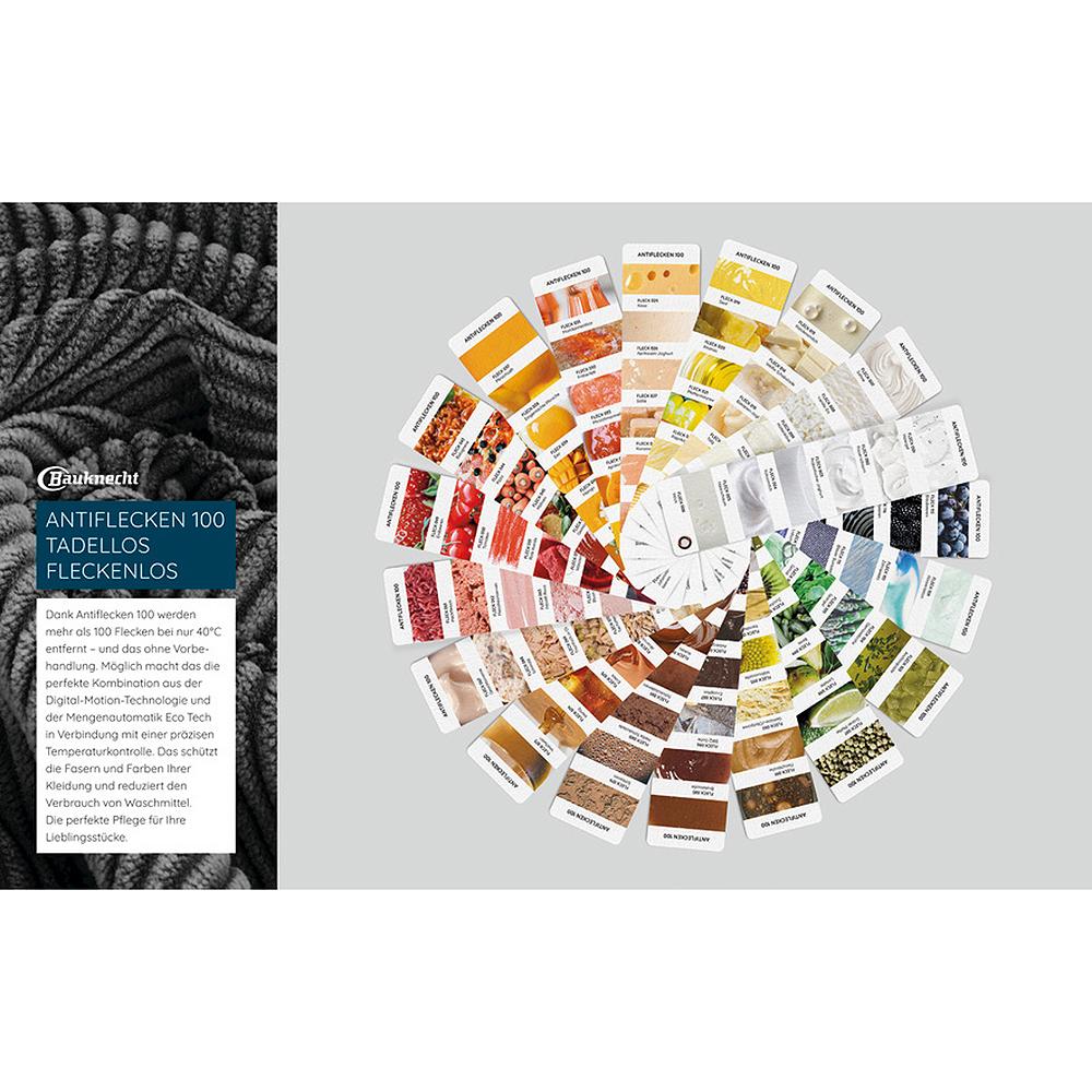 bauknecht 9 kg waschmaschine wm fwm 9f4 frontlader a 1400 u min frei haus ebay. Black Bedroom Furniture Sets. Home Design Ideas