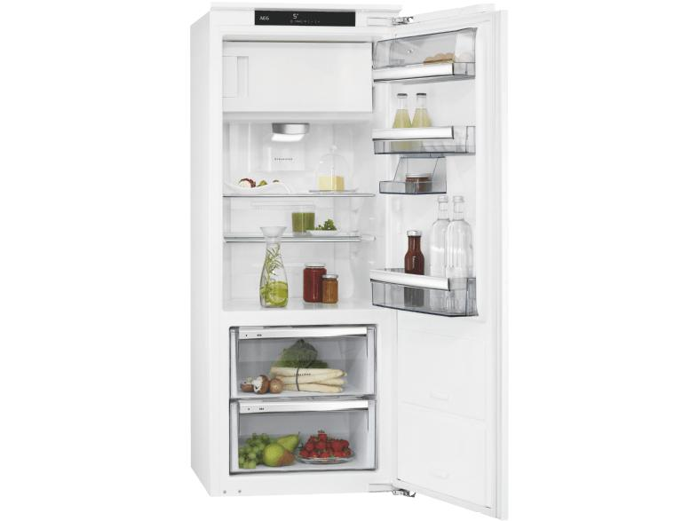Aeg Santo Kühlschrank Anleitung Deutsch : Aeg sfe81426zc kühlschrank a 1398 mm hoch weiß einbaugerät 188l